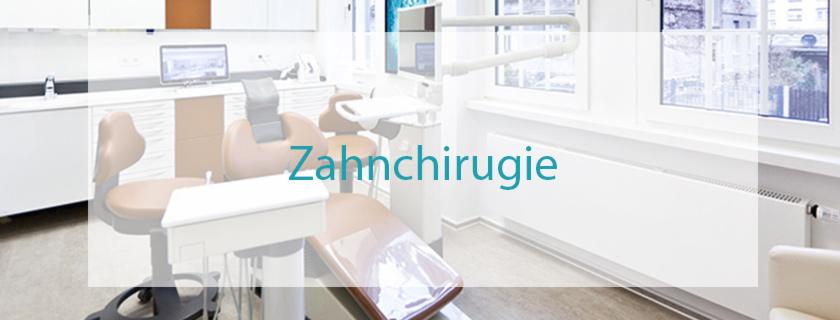 zahnchirugie
