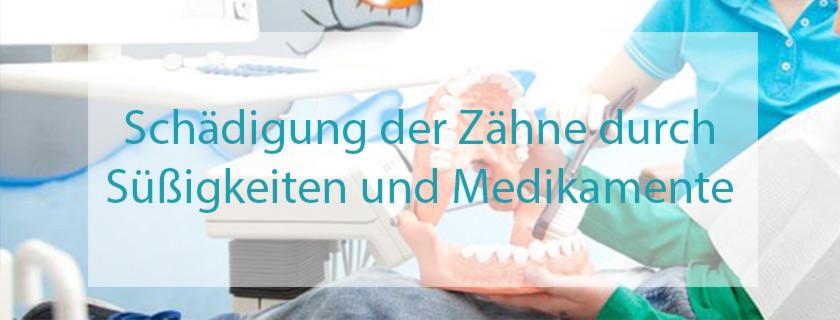 schädigung-der-zähne-durch-süßigkeiten-und-medikamente